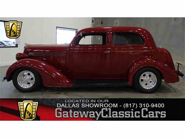 1936 Plymouth 4-Dr Sedan | 952600