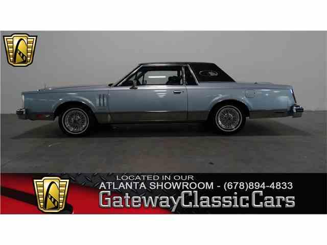 1983 Lincoln Continental | 952605
