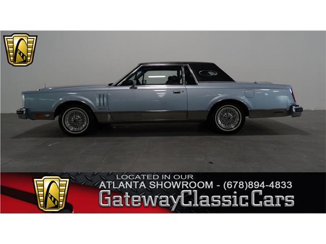 1983 Lincoln Continental   952605