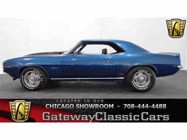 1969 Chevrolet Camaro | 952606
