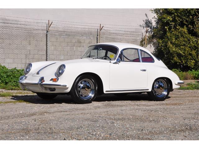 1964 Porsche 356SC   950261