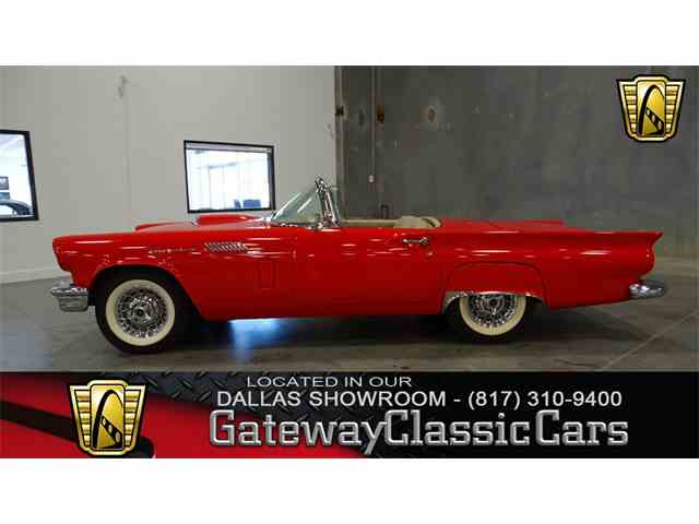 1957 Ford Thunderbird | 952610