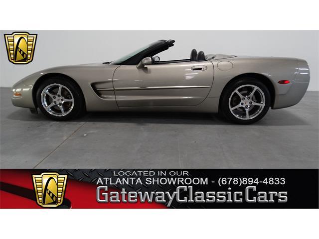 2001 Chevrolet Corvette | 952613