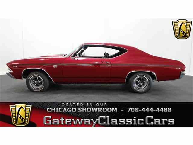 1969 Chevrolet Chevelle | 952616