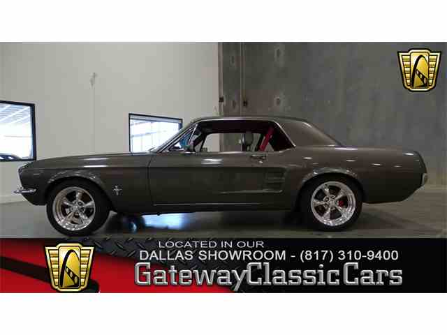 1967 Ford Mustang | 952620