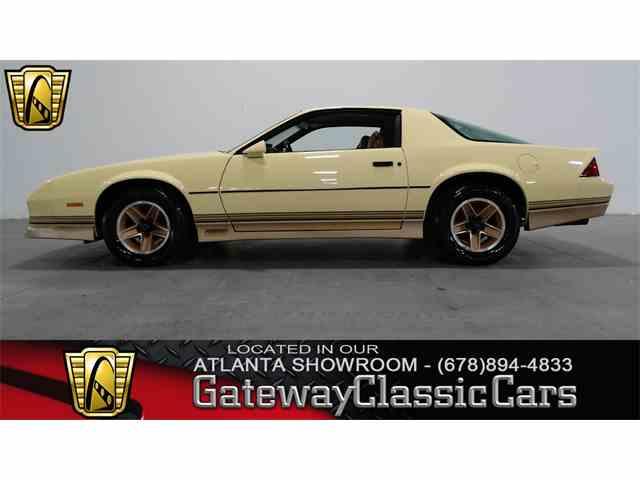 1985 Chevrolet Camaro | 952621