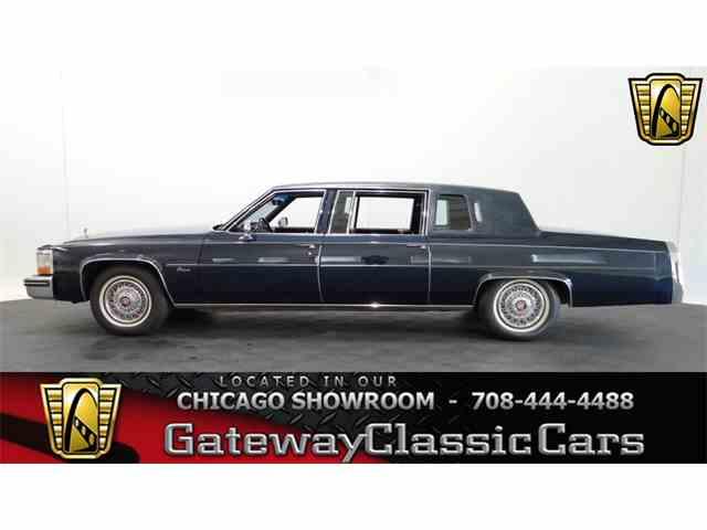 1980 Cadillac Fleetwood | 952624