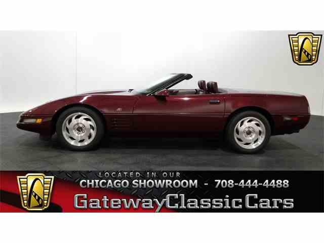 1993 Chevrolet Corvette | 952633