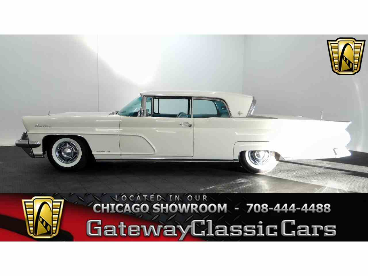 Large Picture of 1959 Lincoln Continental located in Illinois - KF22
