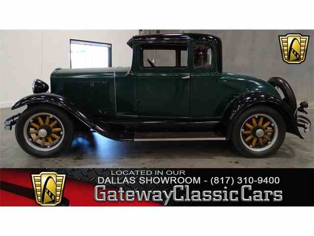 1931 Studebaker 54 Coupe | 952636
