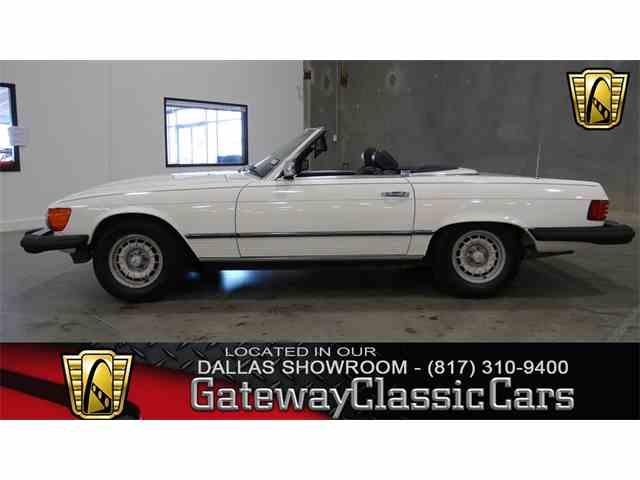 1982 Mercedes-Benz 380SL | 952638