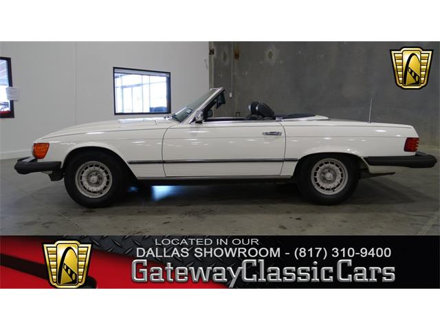 1982 Mercedes-Benz 380SL | 952638