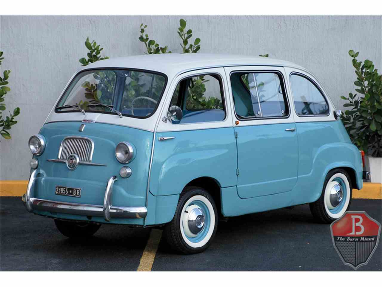Cars For Under 5000 >> 1962 Fiat Multipla for Sale | ClassicCars.com | CC-950264