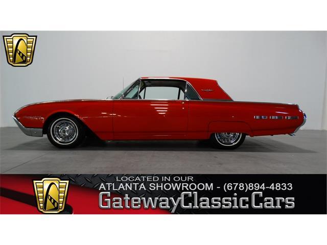 1962 Ford Thunderbird   952641