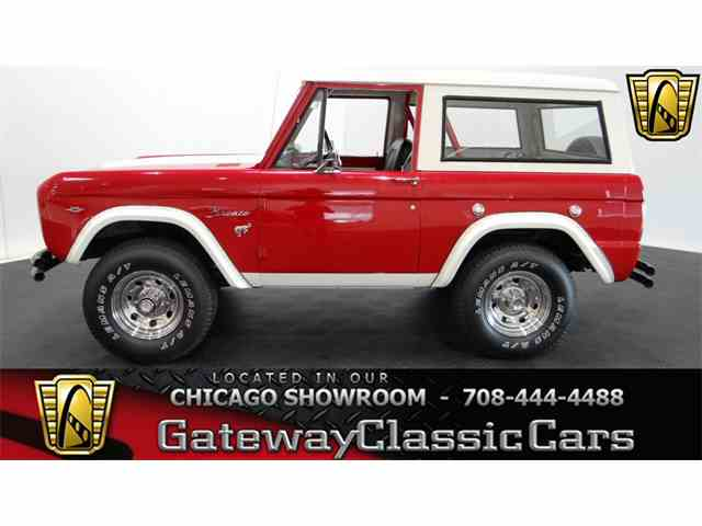 1969 Ford Bronco | 952644