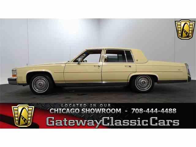 1987 Cadillac Brougham | 952667