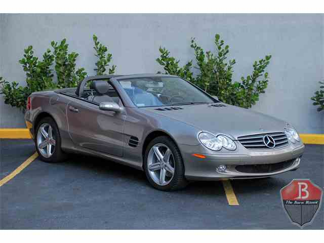 2005 Mercedes-Benz SL500 | 950267