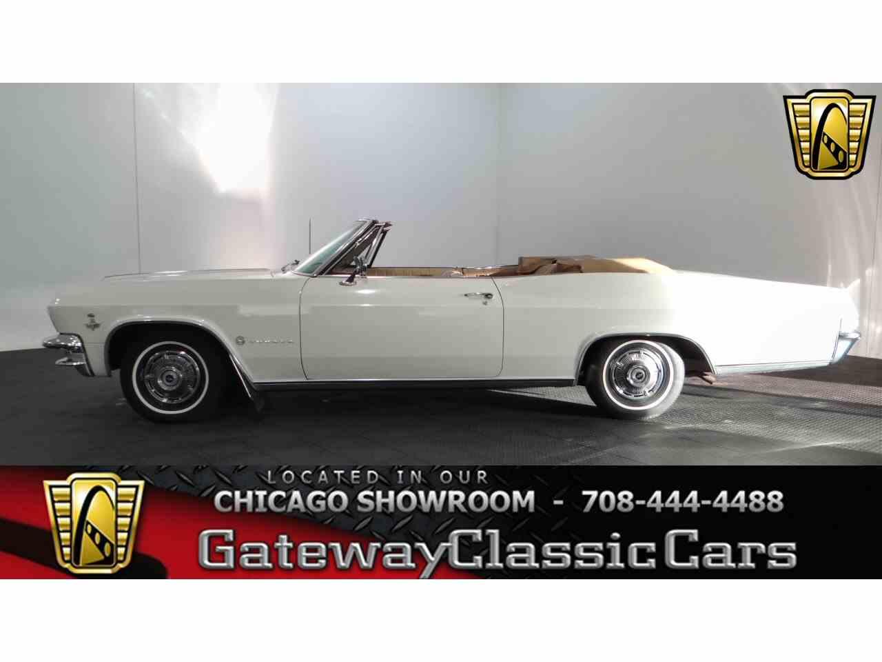1965 Chevrolet Impala for Sale - CC-952677