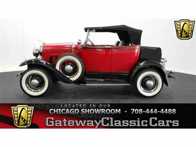 1931 Ford Model A | 952679