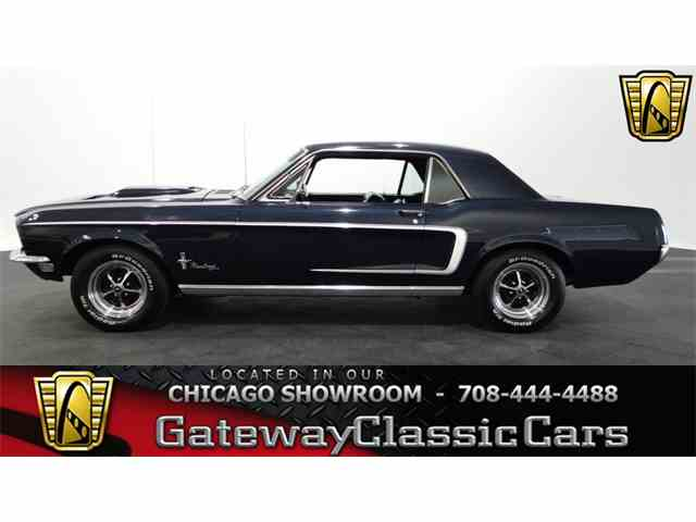 1968 Ford Mustang | 952680