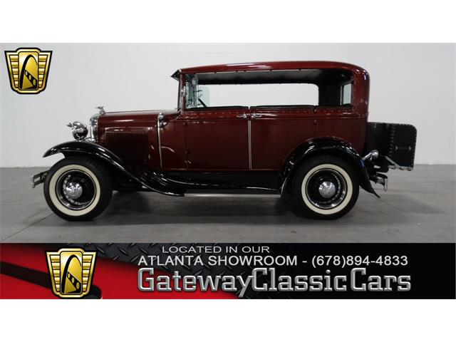 1930 Ford Model A | 952684