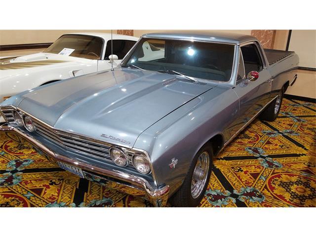 1967 Chevrolet El Camino   950027