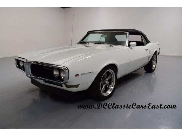 1968 Pontiac Firebird   950270