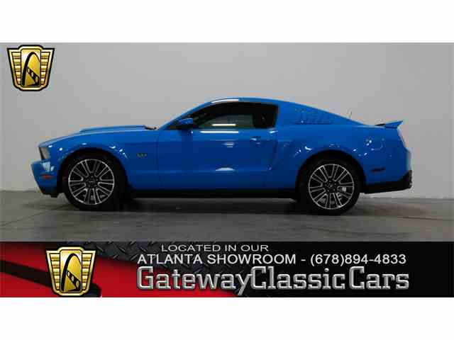 2010 Ford Mustang | 952704