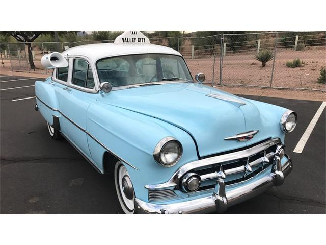 1953 Chevrolet 210 Taxi | 952707