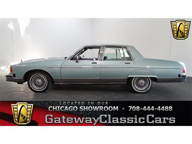 1981 Pontiac Bonneville | 952708