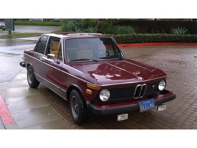 1974 BMW 2002   952717