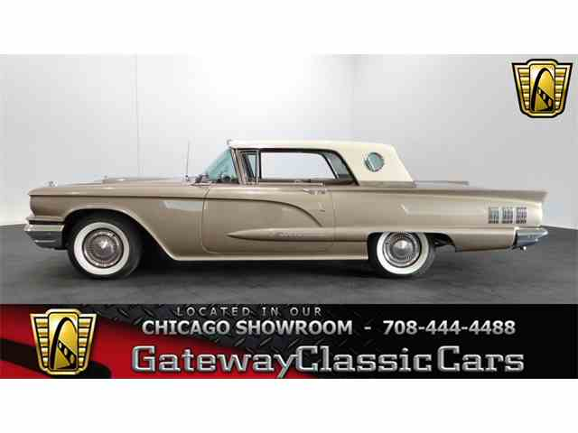 1960 Ford Thunderbird | 952721