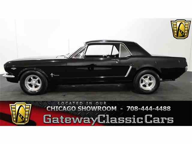 1965 Ford Mustang | 952722