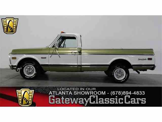1972 GMC 1500 | 952728