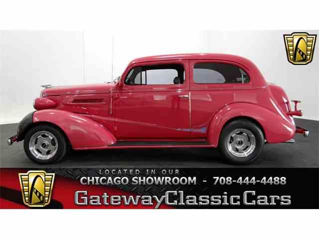 1937 Chevrolet Sedan | 952731