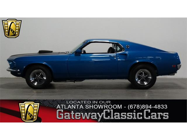 1969 Ford Mustang | 952736