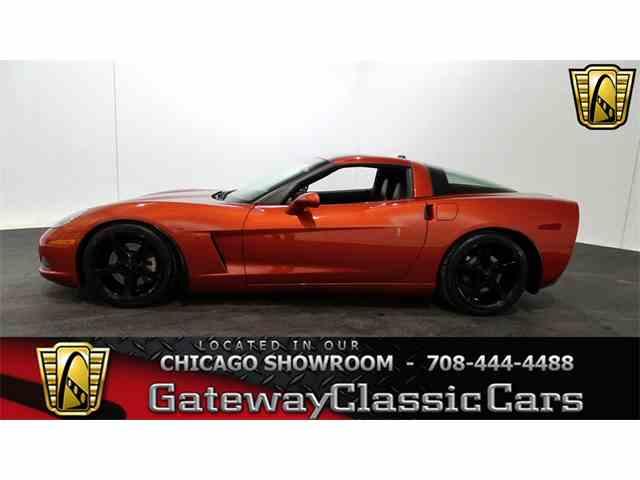 2005 Chevrolet Corvette | 952740