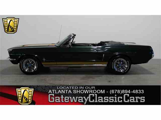 1967 Ford Mustang | 952744