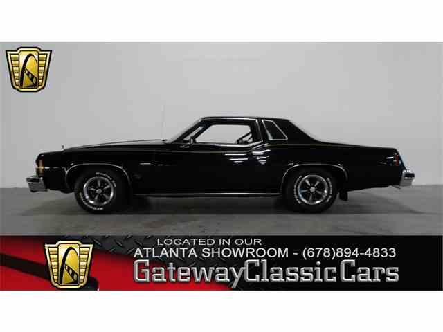 1977 Pontiac Grand Prix | 952745