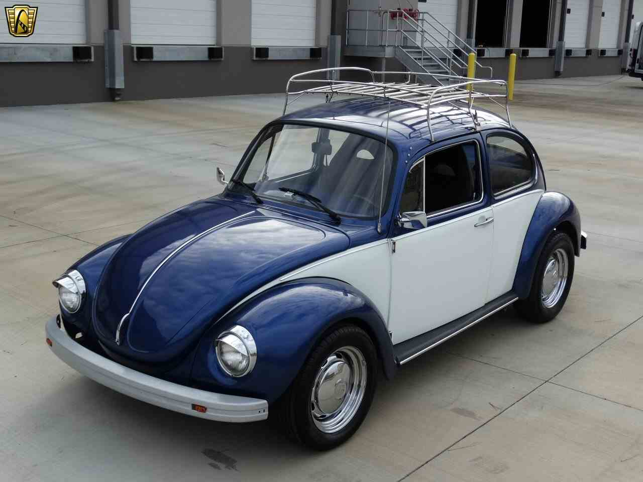 1974 volkswagen super beetle for sale cc 952752. Black Bedroom Furniture Sets. Home Design Ideas