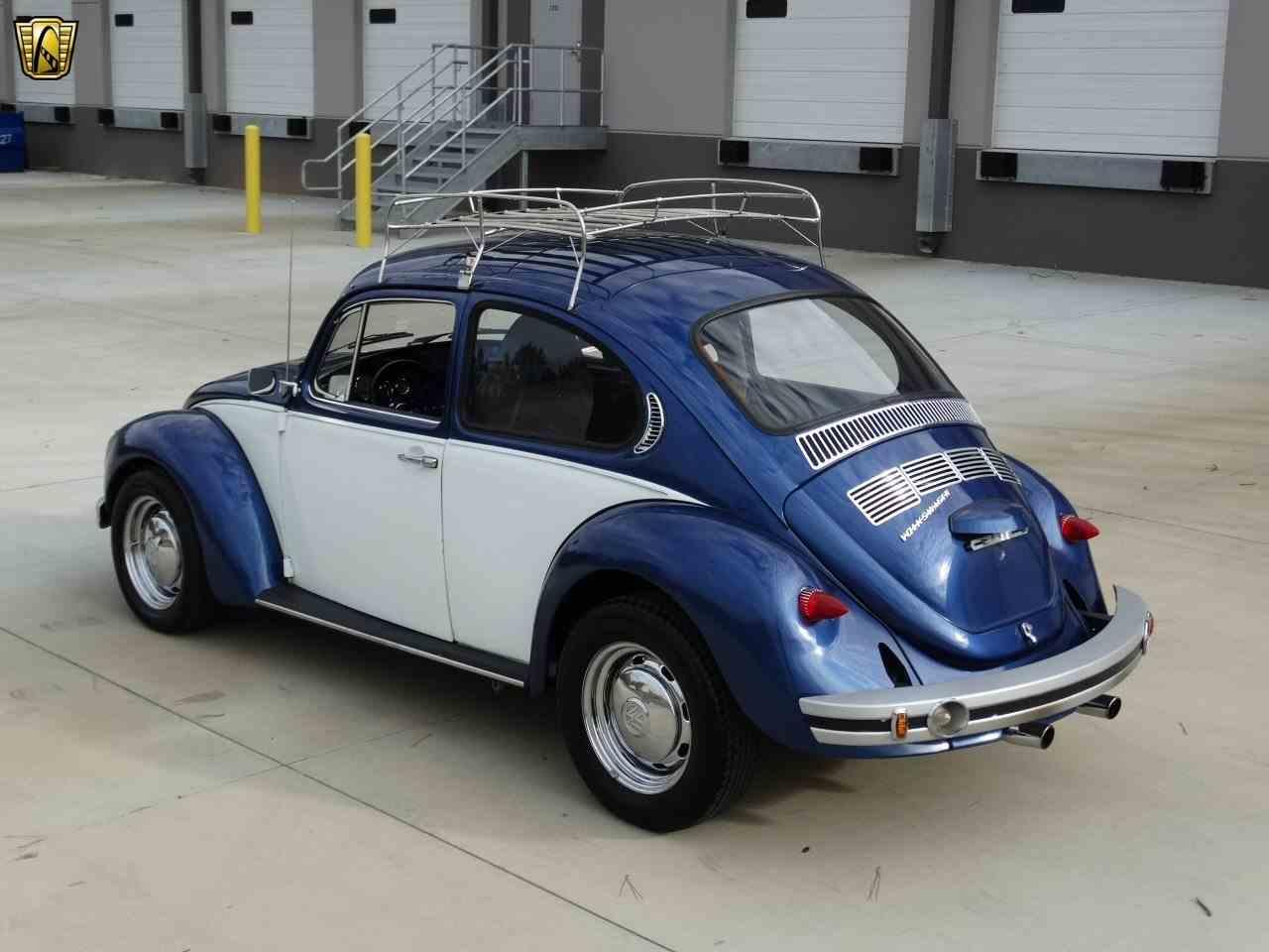 1974 Volkswagen Super Beetle For Sale Classiccars Com
