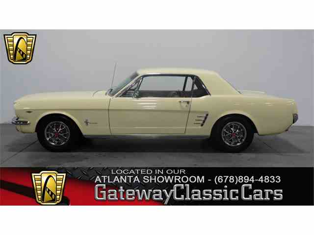 1966 Ford Mustang | 952754
