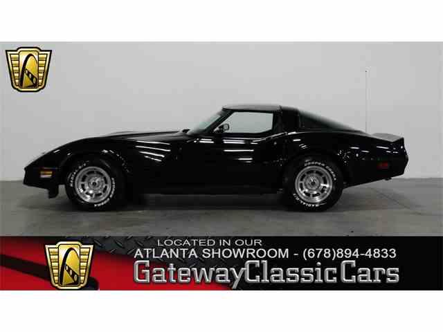 1981 Chevrolet Corvette | 952755