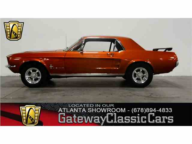 1967 Ford Mustang | 952761