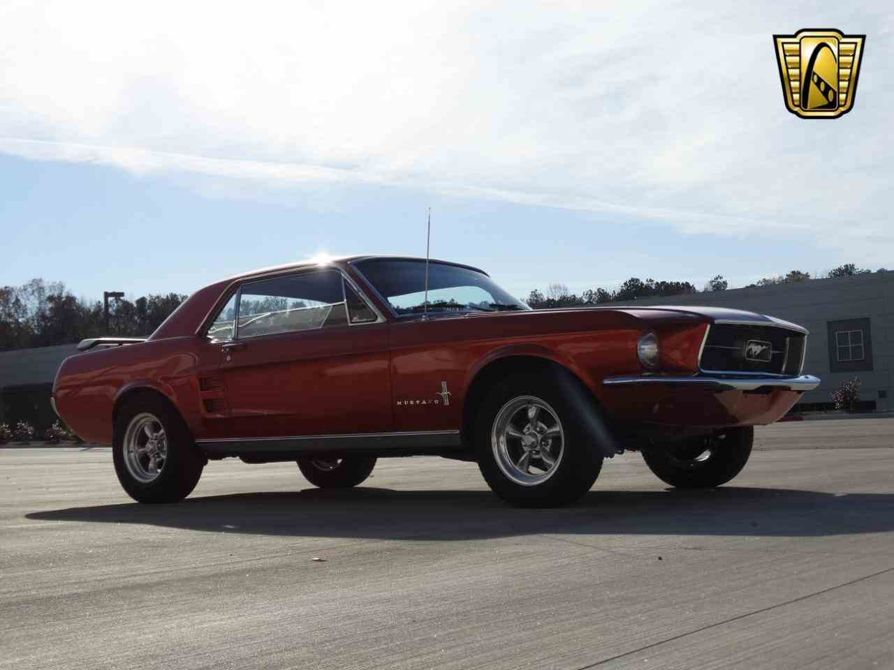 Large Picture of '67 Mustang - KF5L