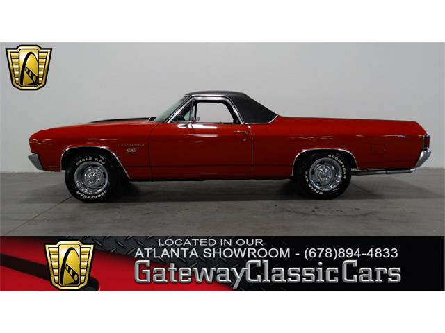 1970 Chevrolet El Camino   952762