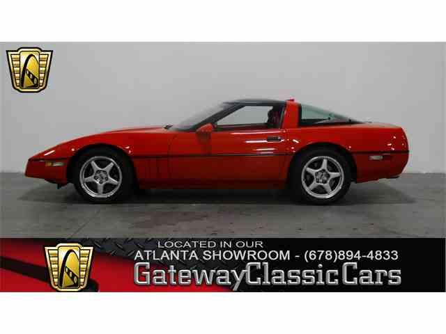 1990 Chevrolet Corvette | 952763