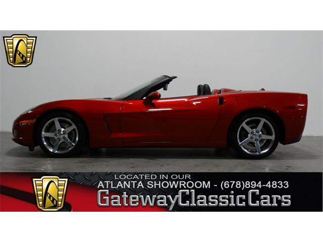 2005 Chevrolet Corvette   952764