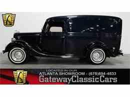 1936 Ford Sedan for Sale - CC-952765