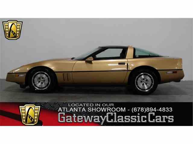 1986 Chevrolet Corvette | 952772
